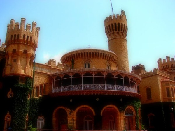 The Bangalore Palace